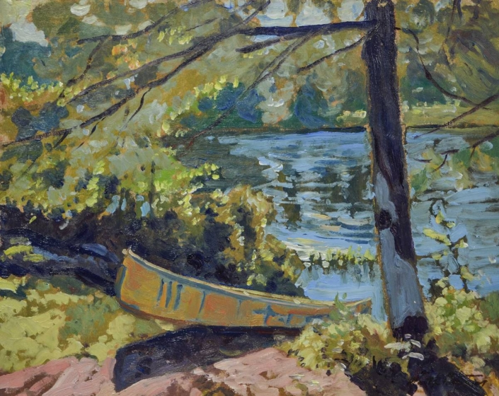 Garth Armstrong - Copper Lake, Kawartha Highlands